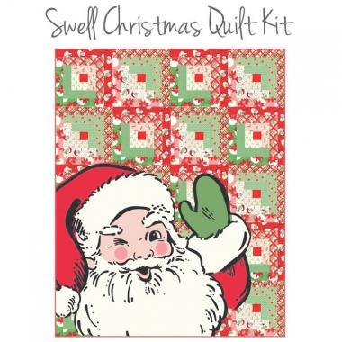 Swell Christmas Quilt Kit Kits Sewing Old Country