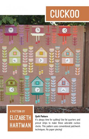 Cuckoo - Patterns - Quilting - Old Country Store Fabrics